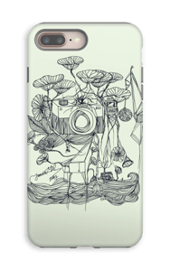 Kameraet og kranene deksel IPhone 8 Plus tough