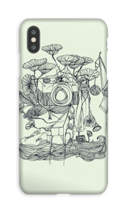 Appareil à fleurs Coque  IPhone XS Max