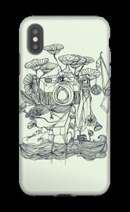 Kameraet og kranene deksel IPhone XS Max tough