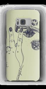 Vihreä maneetti kuoret Galaxy S8