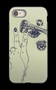 Maneten  deksel IPhone 8 tough