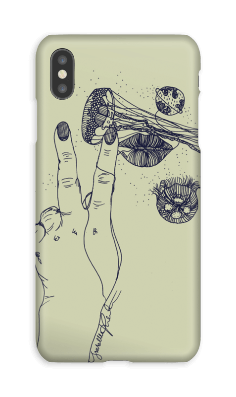 Maneten  deksel IPhone XS Max
