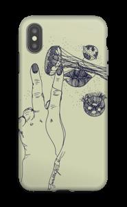 Maneten  deksel IPhone XS Max tough