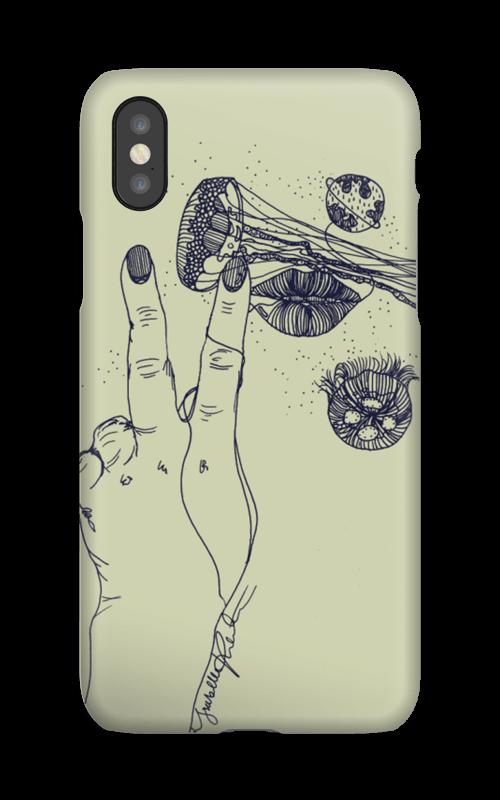 Maneten  deksel IPhone XS