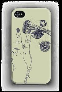 Maneten  deksel IPhone 4/4s