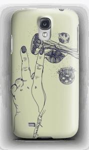 Maneten  deksel Galaxy S4