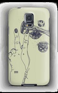 Maneten  deksel Galaxy S5