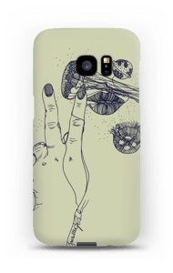 Maneten  deksel Galaxy S7 Edge