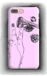 Rosa manet  deksel IPhone 7 Plus