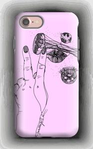 Rosa manet  deksel IPhone 7 tough