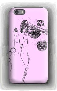 Rosa manet  deksel IPhone 6s Plus tough