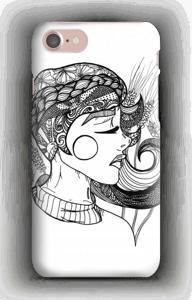 Doodle deksel IPhone 7