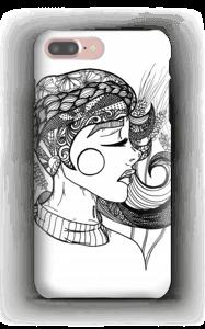 Doodle deksel IPhone 7 Plus