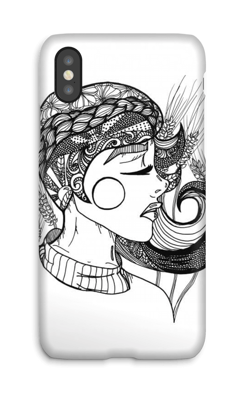 Doodle deksel IPhone X
