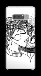 Doodle deksel Galaxy Note8