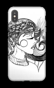 Doodle deksel IPhone XS Max tough