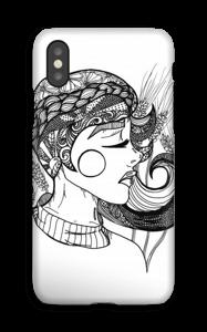 Doodle deksel IPhone XS