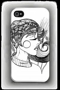 Doodle deksel IPhone 4/4s