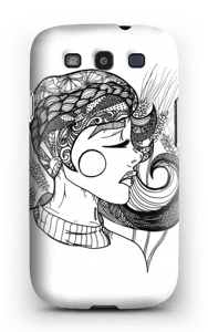 Doodle cover Galaxy S3