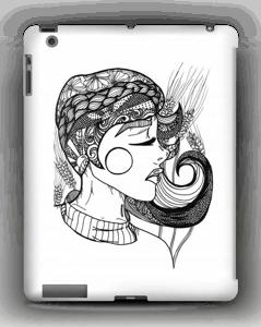 Doodle deksel IPad 4/3/2