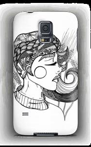 Doodle deksel Galaxy S5