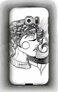 Doodle deksel Galaxy S6 Edge