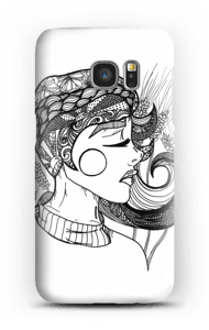 Doodle cover Galaxy S7
