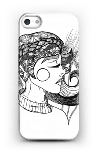 Doodle deksel IPhone SE