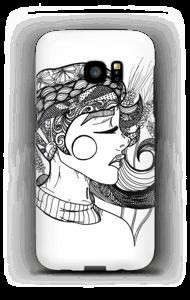 Doodle deksel Galaxy S7 Edge