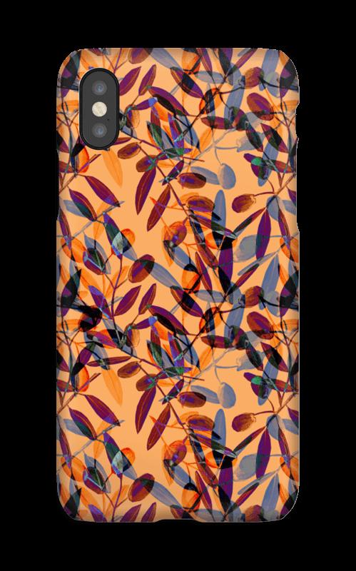 Olivenliv deksel IPhone X