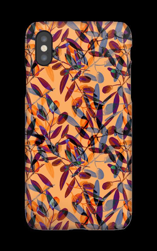 Olivenliv deksel IPhone XS