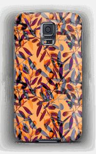 Olivenliv deksel Galaxy S5