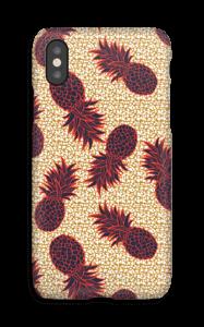 Overvloed aan ananas hoesje IPhone X
