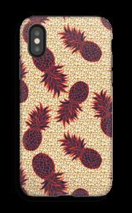 Ananas i overflod deksel IPhone X tough
