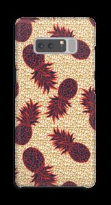 Pineapple Glow case Galaxy Note8