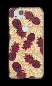 Ananas i överflöd skal Pixel 2