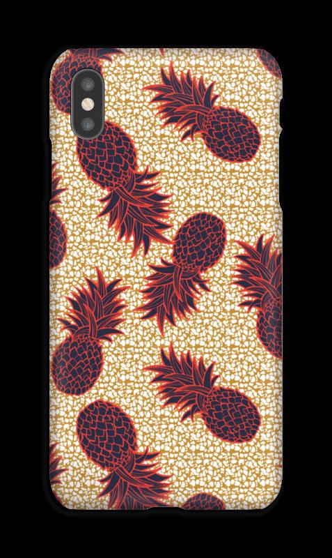 Ananas i overflod deksel IPhone XS Max