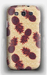 Ananas i overflod deksel Galaxy S3