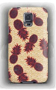 Ananas i overflod deksel Galaxy S5