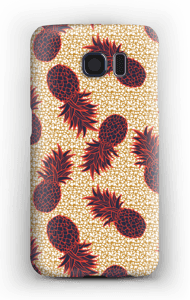 Ananas im Überfluss Handyhülle Galaxy S6