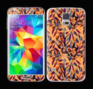 Olivenleben Skin Galaxy S5