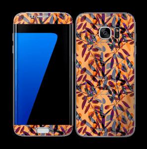 Olijf Skin Galaxy S7 Edge