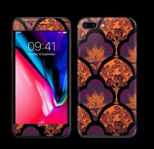 Koninklijk Skin IPhone 8 Plus