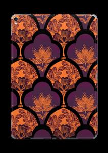 Orange und Lila Skin IPad Pro 10.5