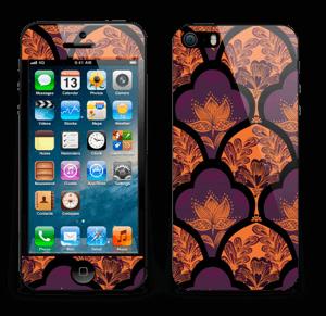 L'Orient Skin IPhone 5s