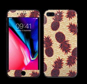 Overvloed aan ananas Skin IPhone 8 Plus