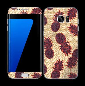 Overvloed aan ananas Skin Galaxy S7 Edge
