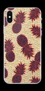Overvloed aan ananas Skin IPhone X