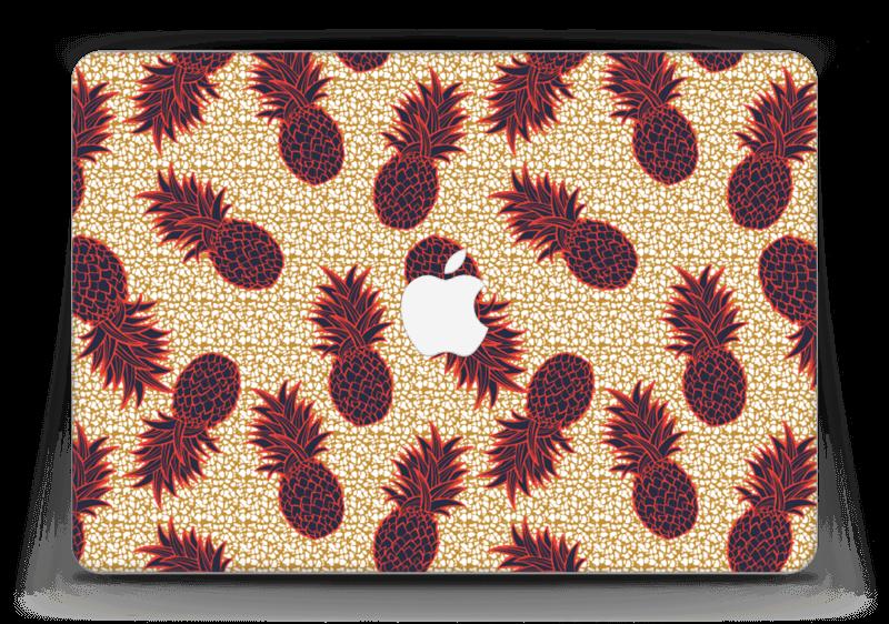"the best attitude 0572c 37c0e Pineapple Glow - MacBook Air 13"" skin"