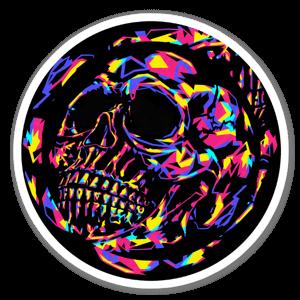 CRANIO sticker
